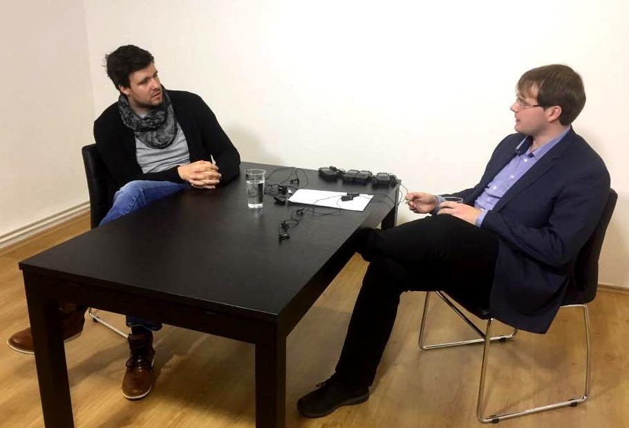Petr Andrýsek a Jiří Rostecký